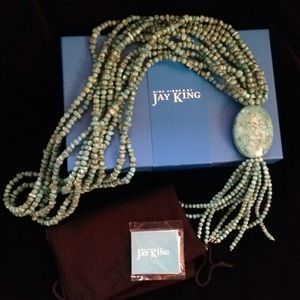Mine Finds By Jay King Jewelry Jay King 5 Strand And